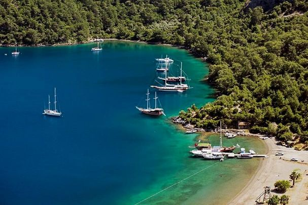 Turkish beaches